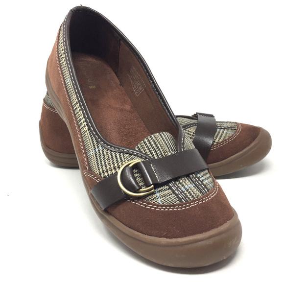 909f7b773648 Lands' End Shoes   Lands End Tailored Terrain Ballet Loafer Shoe 85b ...